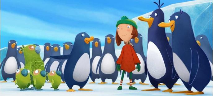 Image du spectacle - Jasper le pingouin ...