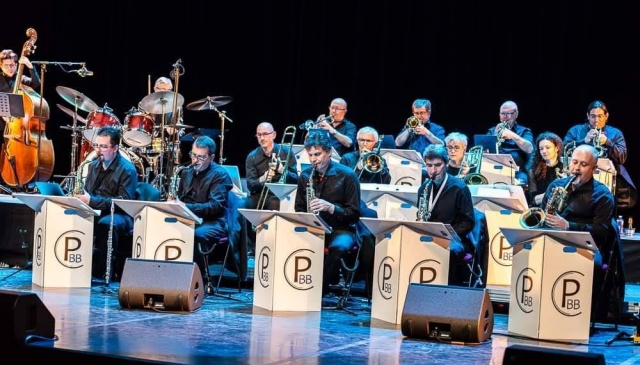 Concert de Pacific Big Band