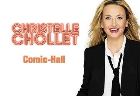 Christelle CHOLLET « COMIC-HALL »